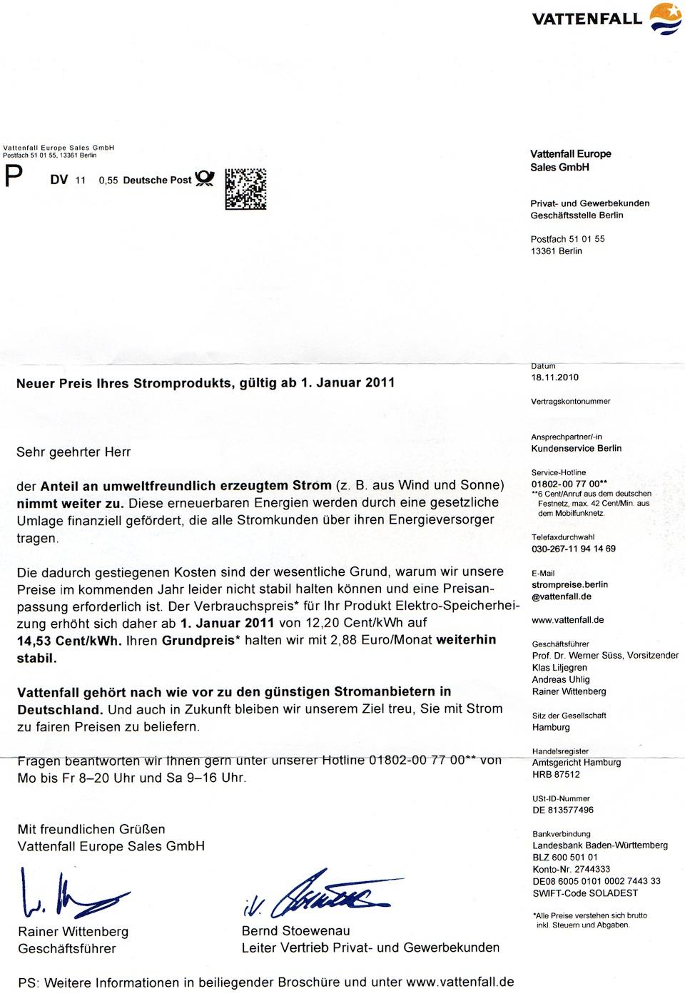 Brief Von Neuseeland Nach Deutschland Kosten : Bis zum klimaverträglichen frühableben