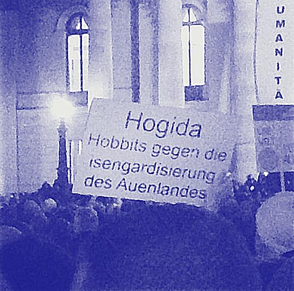 Hobbits gegen die Isengardisierung des Auenlandes!