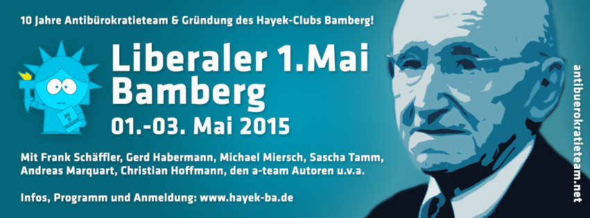 Liberaler 1. Mai Bamberg